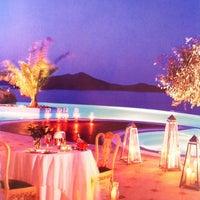 Photo taken at Elounda Gulf  Villas & Suites by Настя on 9/14/2012