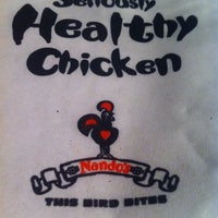 Photo taken at Nando's Flame-Grilled Chicken by Darvin M. on 8/15/2013