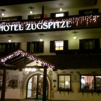 Photo taken at Hotel Zugspitze by Pavel S. on 1/3/2013