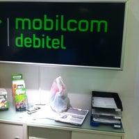 Photo taken at mobilcom-debitel by Oliver on 10/2/2012