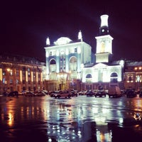 Снимок сделан в Контрактовая площадь пользователем Yevheniy P. 12/28/2012