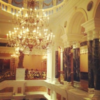 Photo taken at Lotte New York Palace by Wadha A. on 10/29/2012