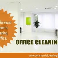 Photo taken at Commercial Office Cleaning Services Melbourne by CEM Y. on 3/28/2017