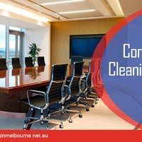 Photo taken at Commercial Office Cleaning Services Melbourne by CEM Y. on 3/25/2017