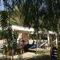 Photo taken at Yeşim Beach & Restaurant by Zülal on 9/20/2013