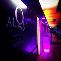 Das Foto wurde bei Au Quai von Jan S. am 9/24/2015 aufgenommen