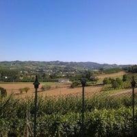 Photo taken at Vigna Villalta by Martina D. on 8/10/2013