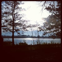 Photo taken at Chiemsee by Da_Ludi on 11/18/2012