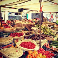 Photo taken at Marché d'Aligre by Appartonaute on 9/16/2012