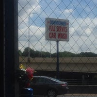 Photo taken at Downtowner Car Wash by Tonya D. on 6/29/2016