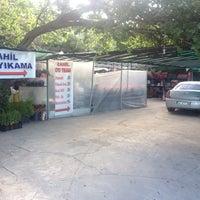 Photo taken at Sahil Oto Yikama by Pedro T. on 5/16/2014