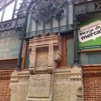 Photo prise au Mercat de la Llibertat par Núria le9/27/2012