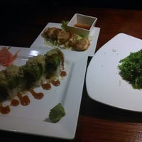 Photo taken at Hayashi Japanese Hibachi and Sushi Bar by Guillermo G. on 2/1/2014