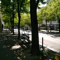 Photo taken at Avenue Gambetta by D.A.! on 4/11/2017