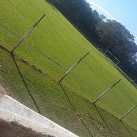 Photo taken at Club Olimpia (Estadio) by Diana A. on 4/19/2018