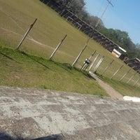 Photo taken at Club Olimpia (Estadio) by Diana A. on 6/20/2018