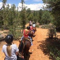 Photo taken at Zion Ponderosa Ranch Resort by Brian C. on 7/10/2015