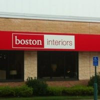 ... Photo Taken At Boston Interiors By Brian C. On 10/20/2012 ...