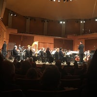 Photo taken at The Concert Hall at Drew University by Brian C. on 12/11/2016