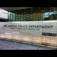 Photo taken at LAPD Headquarters by Dennis C. on 9/15/2012