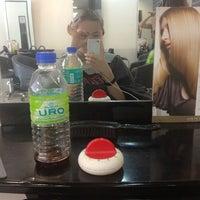 Photo taken at Hair Secret Salon by Jacquelinebii on 1/31/2013