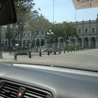 Photo taken at Palacio Municipal by Fel O. on 3/31/2013