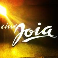 Photo taken at Cine Joia by Ernani V. on 10/14/2012