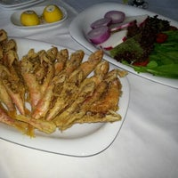 Photo taken at İskele Restaurant by Mustafa B. on 10/7/2012