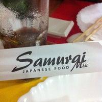 Foto tirada no(a) Samurai Mix por Josiane B. em 3/15/2013