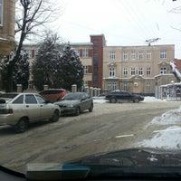Photo taken at Львівський торговельно-економічний університет by Анастасия 👑 С. on 12/20/2012