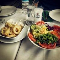 3/31/2013 tarihinde Berk A.ziyaretçi tarafından Çapa Restaurant'de çekilen fotoğraf