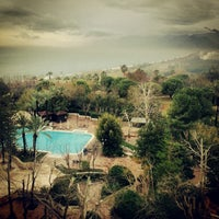 Photo taken at Rixos Downtown Antalya by Berk A. on 2/15/2013
