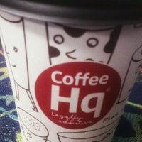 Photo taken at Coffee HQ by John L. on 9/15/2012