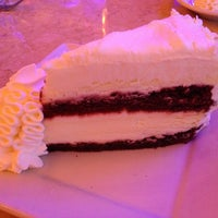 Photo taken at The Cheesecake Factory by , &. on 6/8/2013