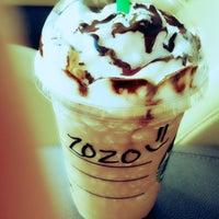 Photo taken at Starbucks by , &. on 6/28/2013