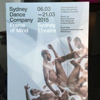 Photo taken at Sydney Theatre Company by JeFf R. on 3/20/2015