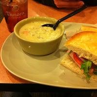Photo taken at Panera Bread by Nicole C. on 3/7/2013