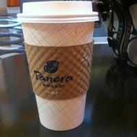 Photo taken at Panera Bread by Nicole C. on 11/6/2012