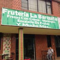 Photo taken at Frutería La Barquita by Diego Arenas (. on 6/15/2013