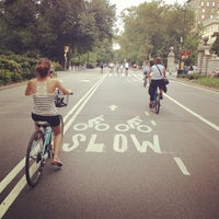 Photo taken at Central Park - Engineers' Gate by Gabriel H. on 7/27/2013