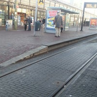 Photo taken at Tramhalte Station Hollands Spoor by asbeau on 2/9/2013