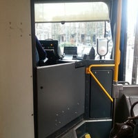 Photo taken at Tram 24 Centraal Station - VU by asbeau13 on 2/9/2013