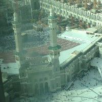 Photo taken at Raffles Makkah Palace by Fahad M. on 5/20/2013