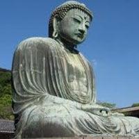 Photo taken at Great Buddha of Kamakura by Сергей on 10/10/2012