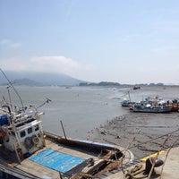Photo taken at 후포항 by Tom C. on 6/15/2014