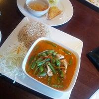 Photo taken at Cozy Thai Bistro by Doug V. on 7/26/2013
