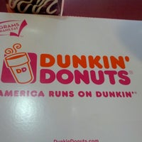 Photo taken at Dunkin' Donuts by Doug V. on 11/18/2012
