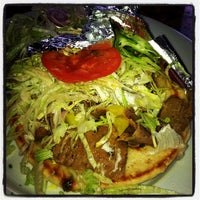 Photo taken at The Mad Greek by 24 Dollar Burger on 9/15/2012