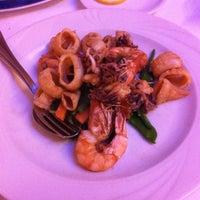 Photo taken at Ristorante Azzurro - La Cucina Italiana by Raffaele G. on 3/20/2015