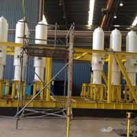 Photo taken at Asturi Metal Builder by Fizi J. on 11/26/2014
